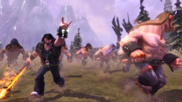 Brutal Legend Steam Ключ Region Free