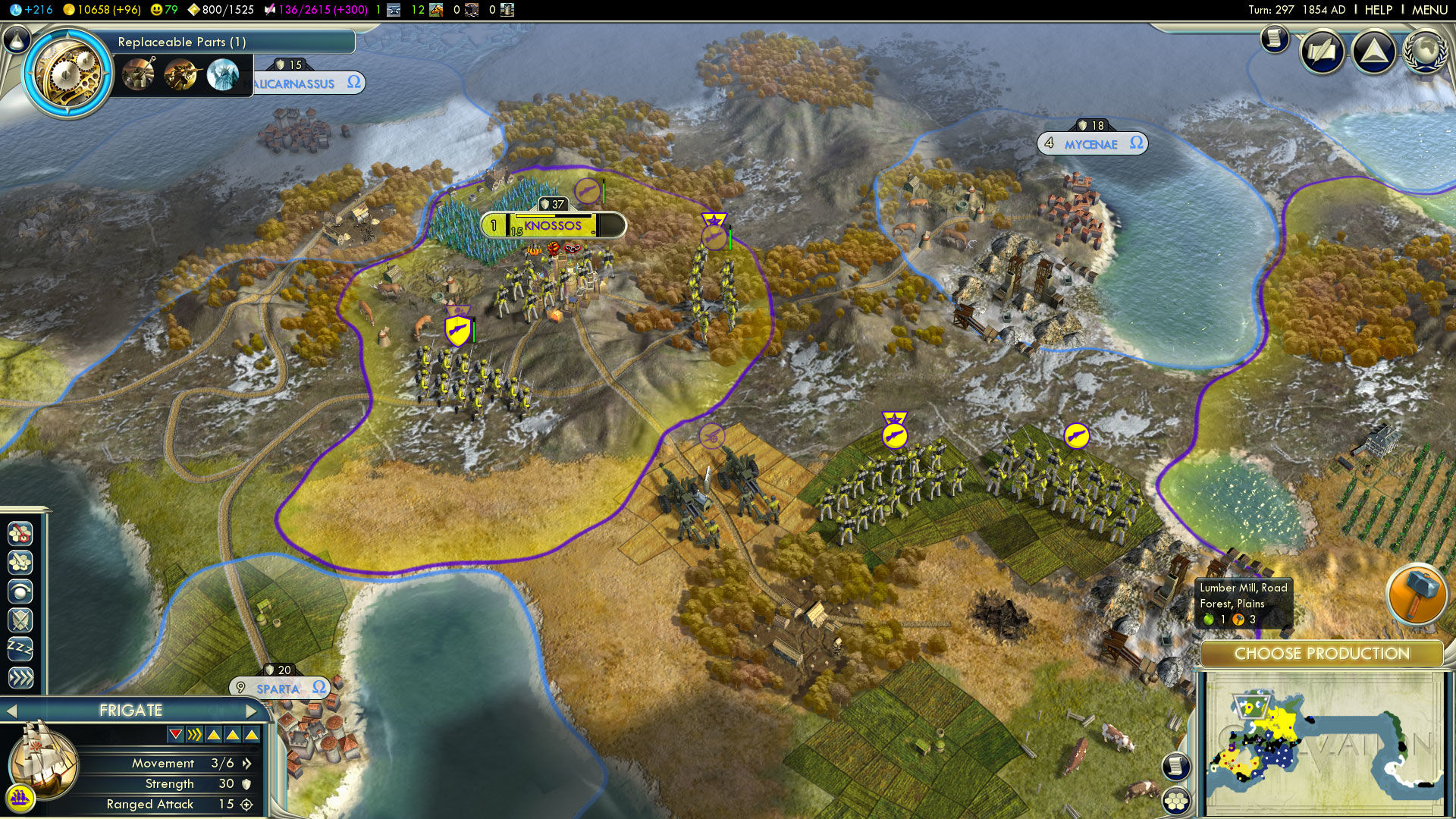 Civilization V 5 (Steam Key / Region Frее)