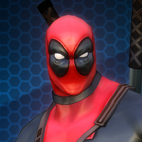 MARVEL HEROES 2016 - DEADPOOL ( Hero )