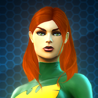 MARVEL HEROES 2015 - JEAN GREY ( hero )