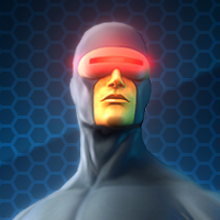 MARVEL HEROES OMEGA - CYCLOPS ( hero )