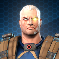 MARVEL HEROES OMEGA - CABLE ( hero )
