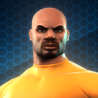 MARVEL HEROES OMEGA - LUKE CAGE ( hero )