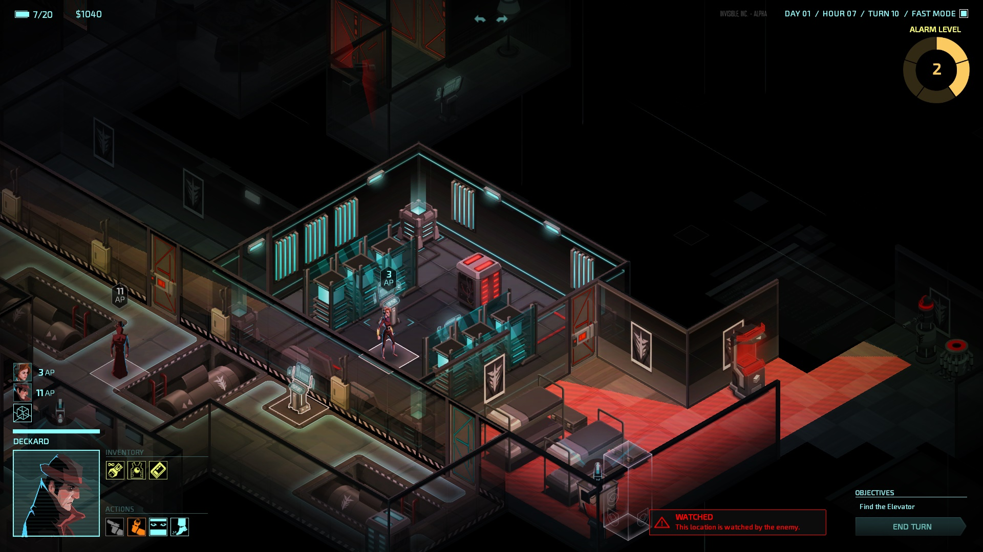 Invisible, Inc. [Steam Gift | RU CIS]