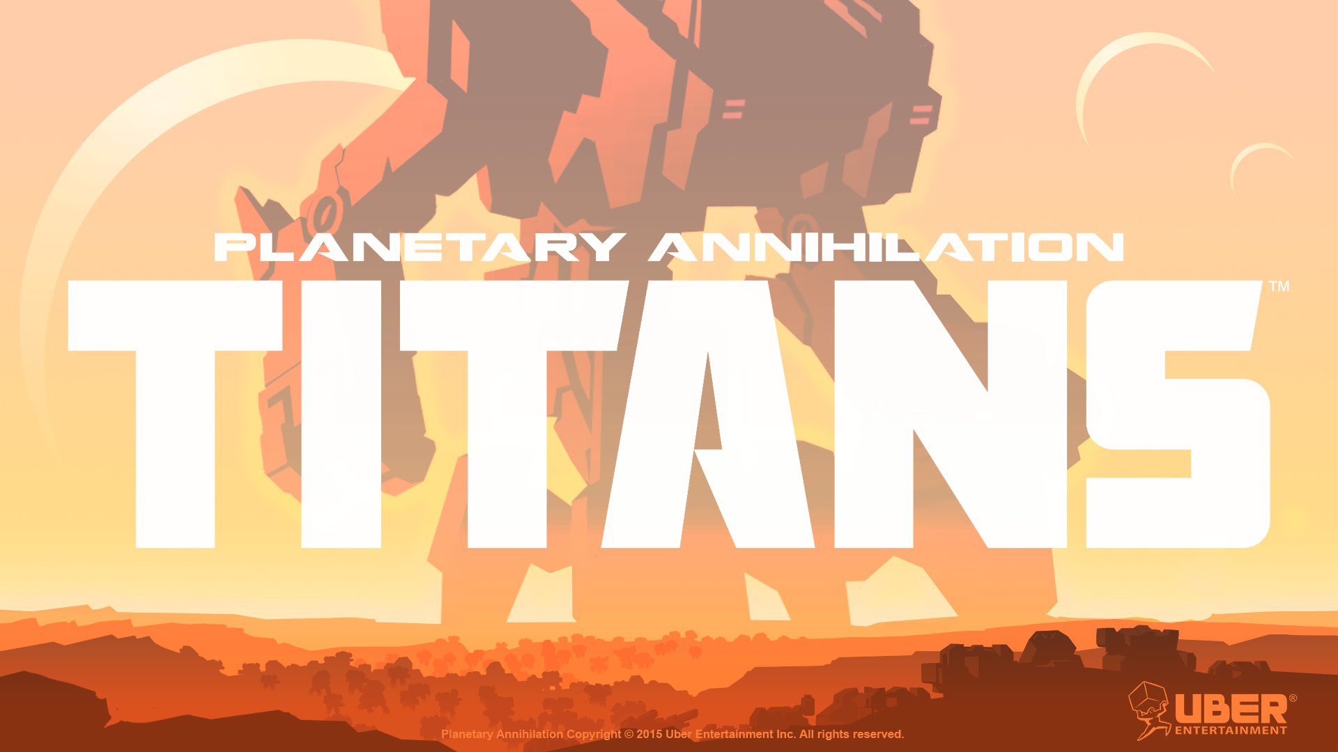 Planetary Annihilation: TITANS [Steam Gift | RU CIS]