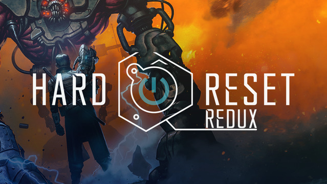Hard Reset Redux [Steam key | Region free] 2019