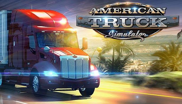 American Truck Simulator [Steam Key | RU CIS] 2019
