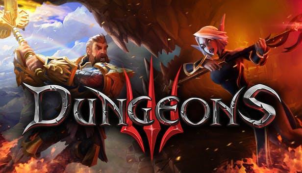 Dungeons 3 III [Steam Key   RU CIS] 2019