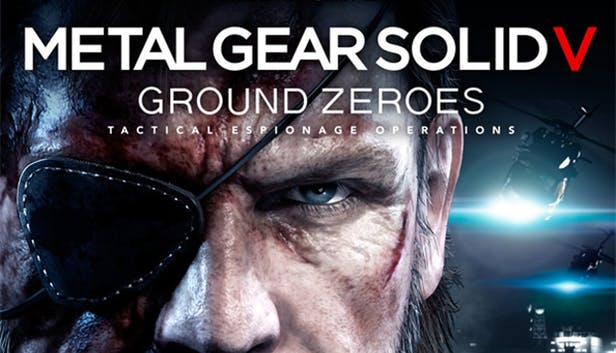 METAL GEAR SOLID V: GROUND ZEROES [Steam key   GLOBAL] 2019