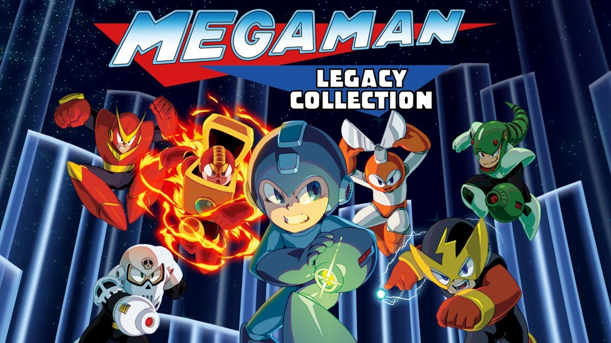Mega Man Legacy Collection [Steam Key | RU CIS] 2019