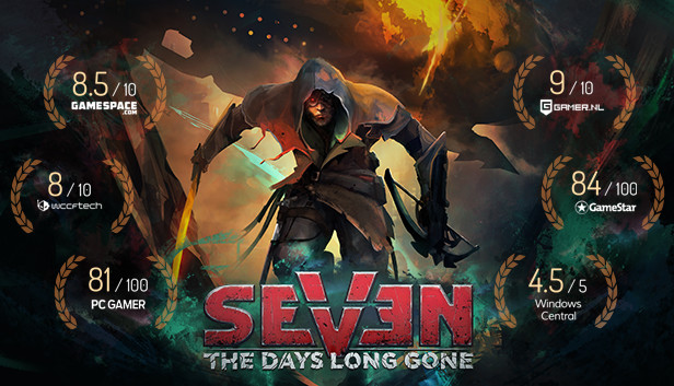 Seven: The Days Long Gone [Steam key | Region free] 2019