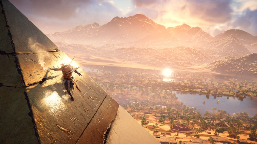 Assassin´s Creed Origins [Gift link | Uplay | RU CIS]