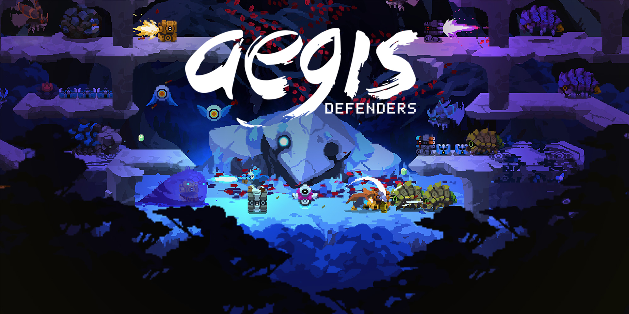 Aegis Defenders [Steam key | Region free]