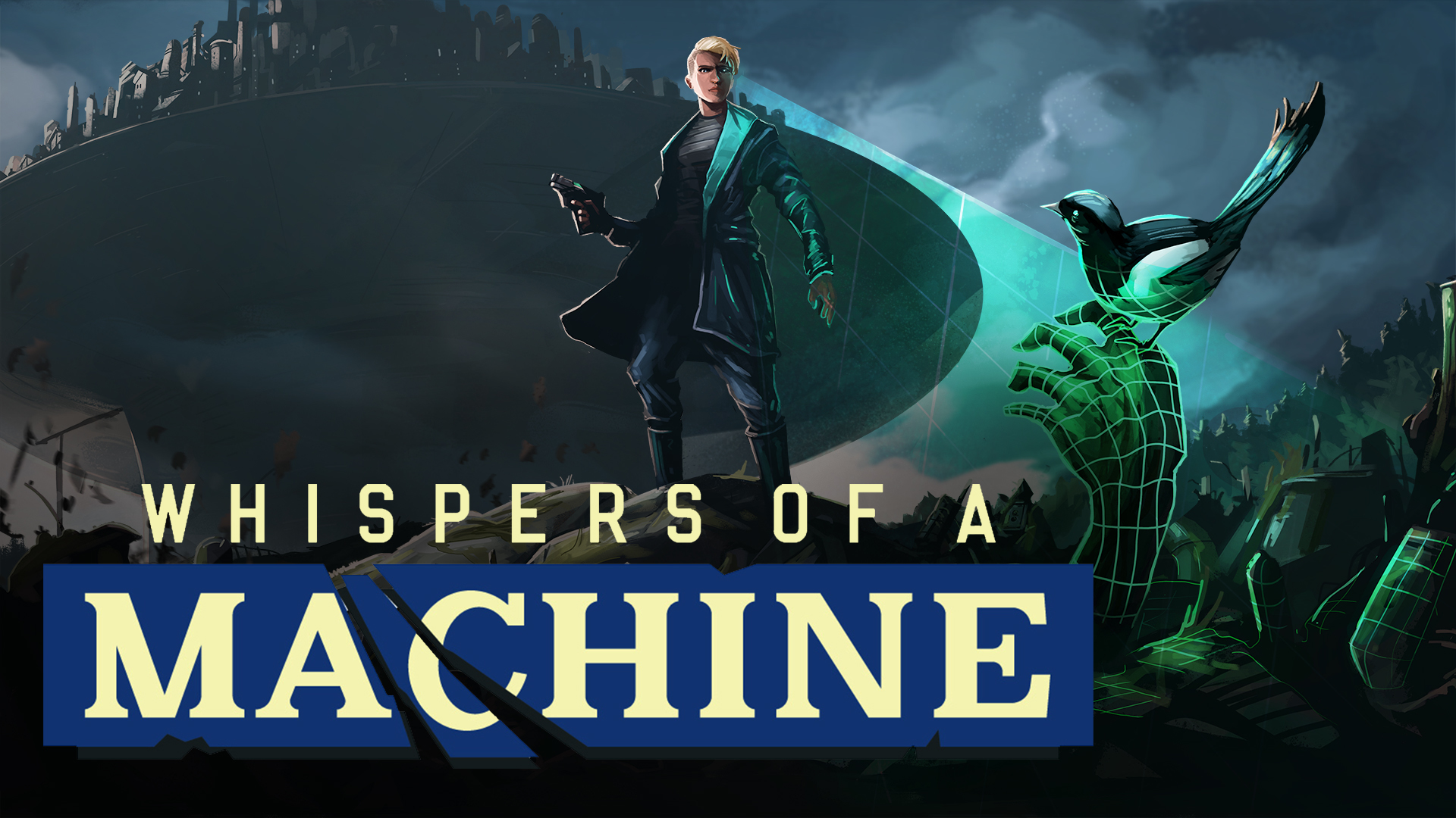 Whispers of a Machine [Steam key | Region free]
