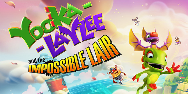 Yooka-Laylee and the Impossible Lair [Steam | RU CIS+]