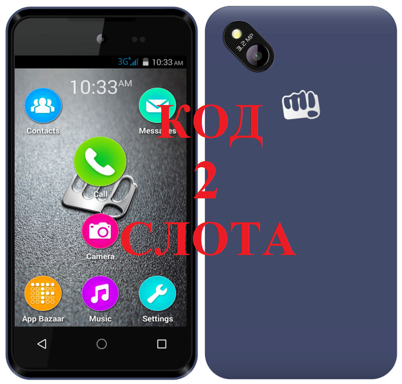 Unlock your phone Micromax Bolt D303