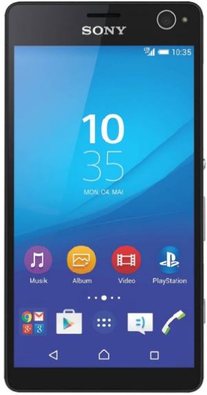 Unlocking the Sony Xperia C4 (E5303) Megafon. Code