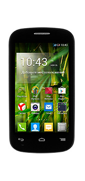 UNLOCK Megaphone Optima (Alcatel OT-MS3B)