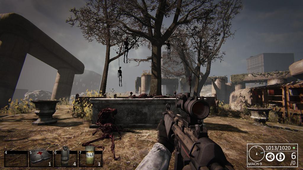 скачать игру Nether Resurrected - фото 4