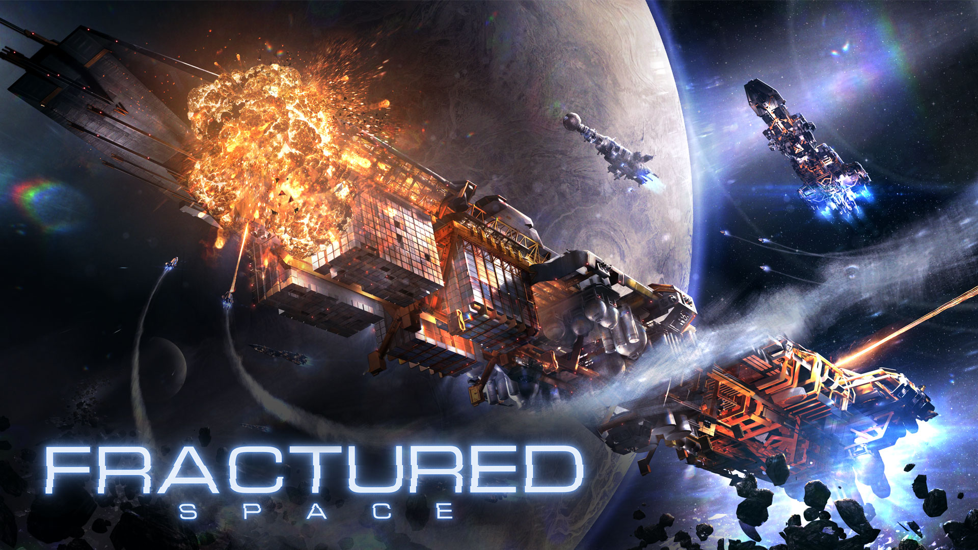 Fractured Space - Cadet Pack DLC (Steam KEY ROW)