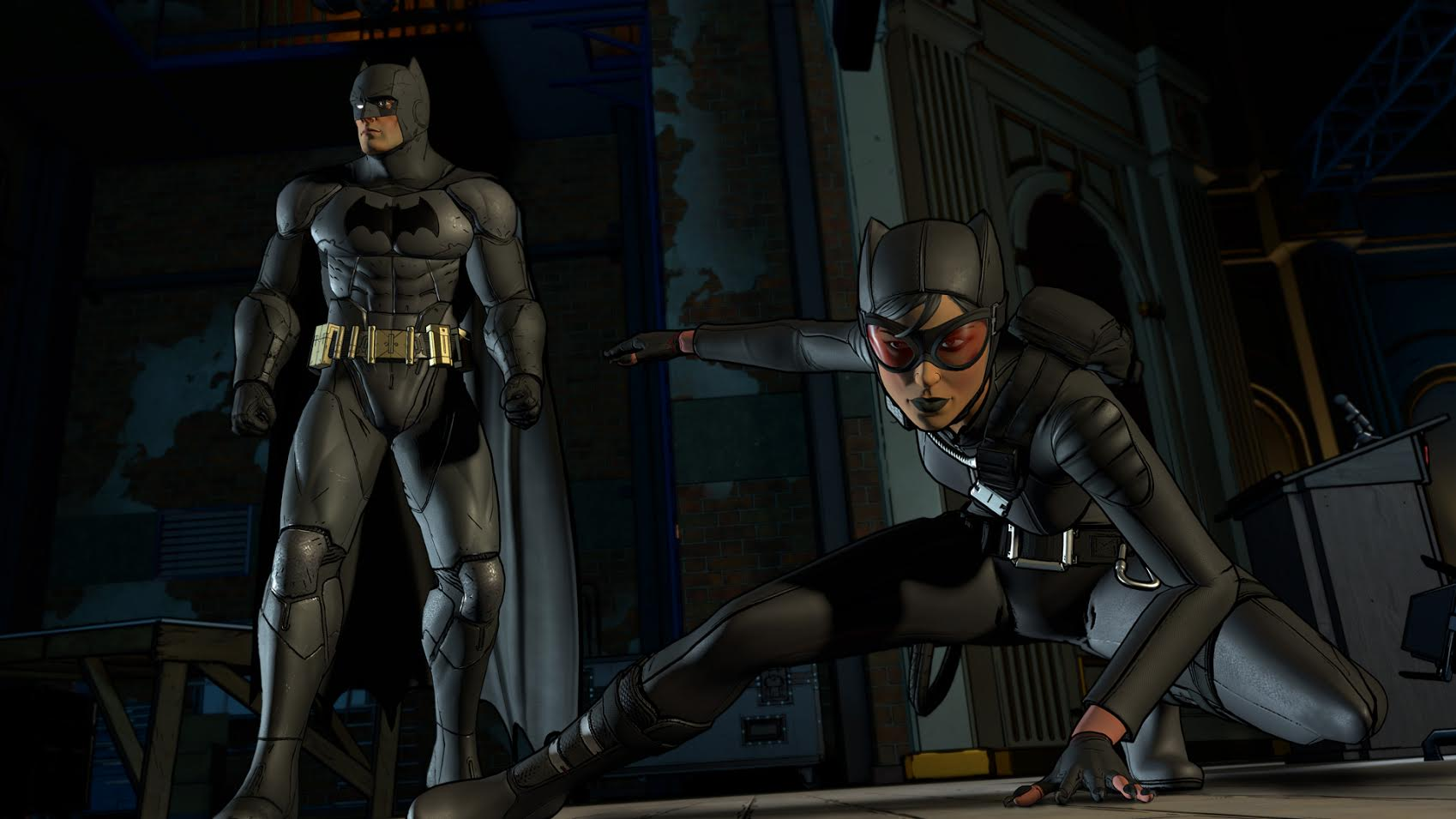 Batman - The Telltale Series (STEAM GIFT RU/CIS)