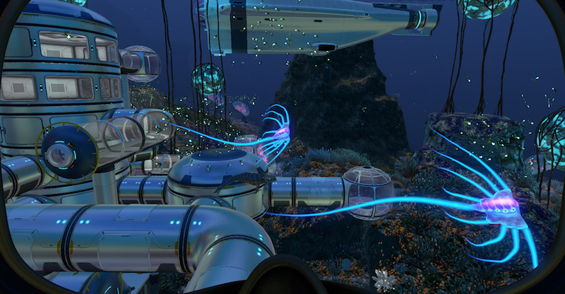 Subnautica (STEAM GIFT RU/CIS)