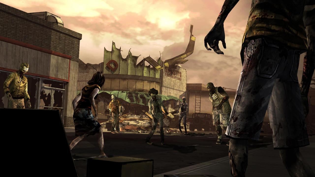 The walking dead (season 1) » free download | cracked-games. Org.