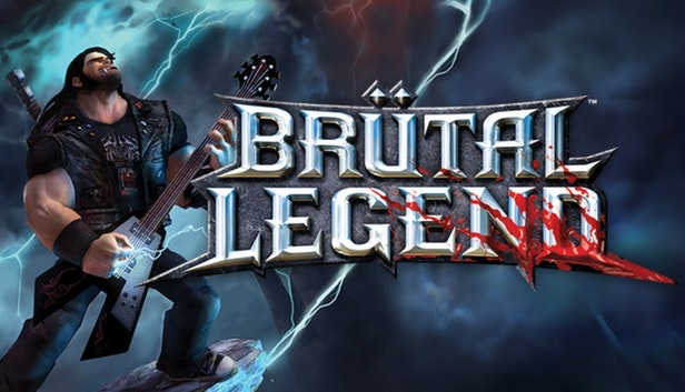 Brutal Legend (Steam Key Ключ/ Region Free / ROW)