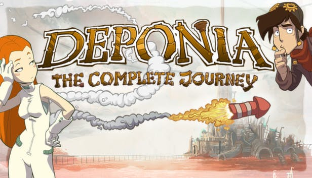 Deponia: The Complete Journey Steam Key Region Free