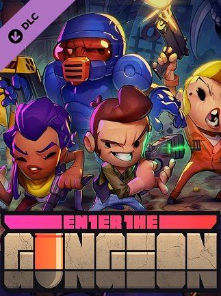 Enter the Gungeon - Cobalt Hammer DLC Steam Key 2019