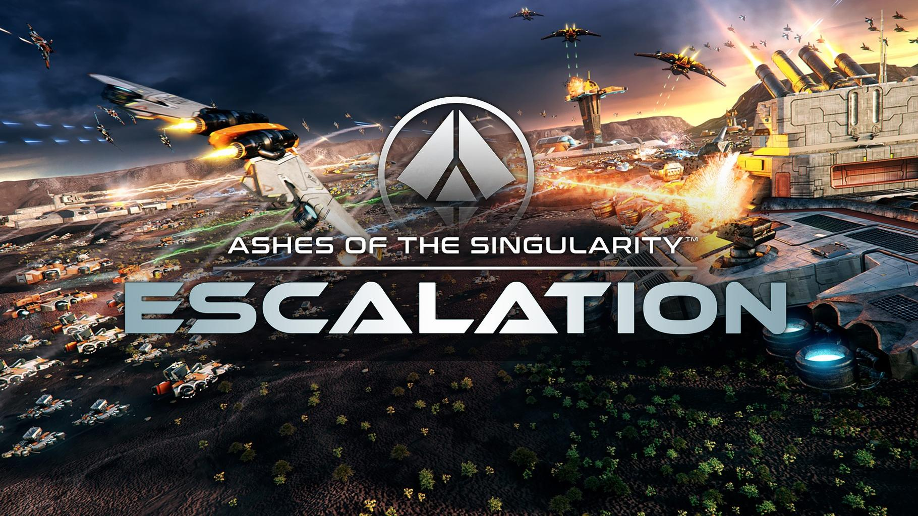 Ashes of the Singularity: Escalation (STEAM KEY/GLOBAL)