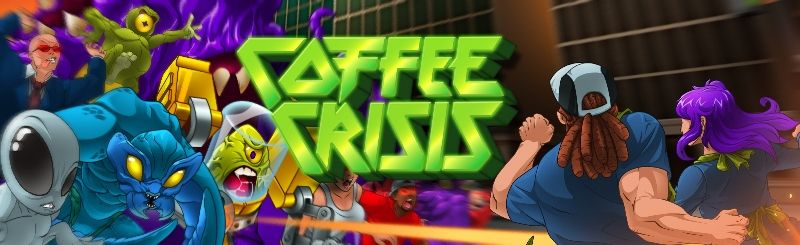 Coffee Crisis 🔑 (Steam Key / Region Free /ROW)