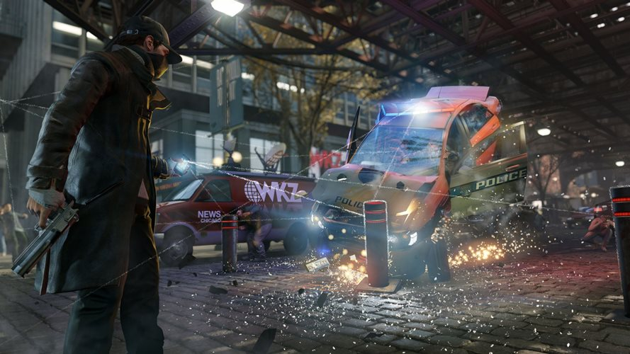 Watch Dogs Delux Edition MultiLang(Region Free/ROW)