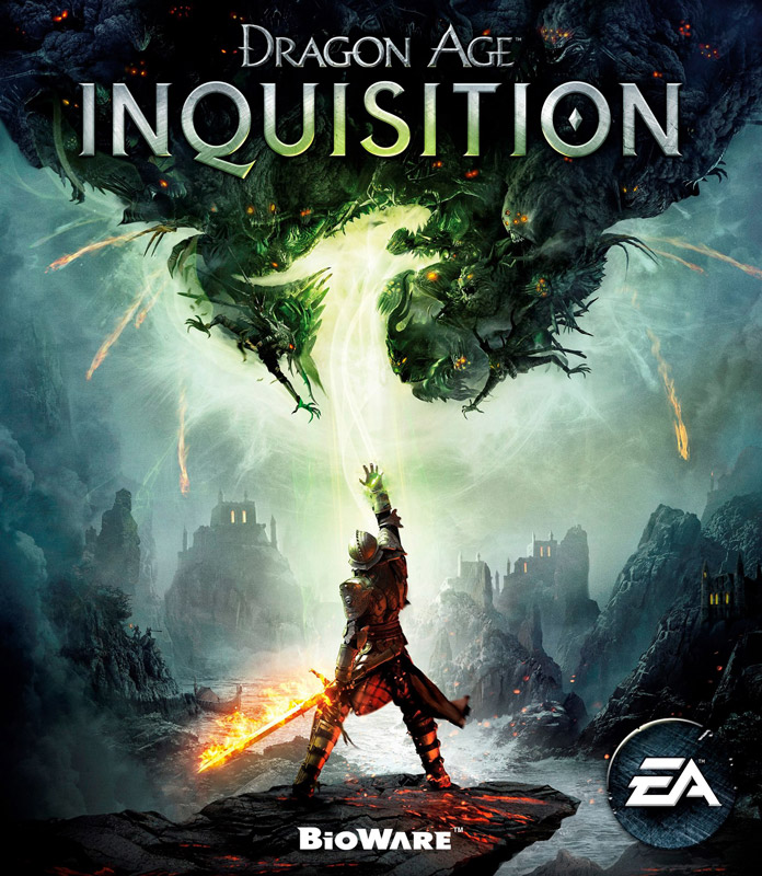 DRAGON AGE 3: INQUISITION (INQUISITION) RegFree