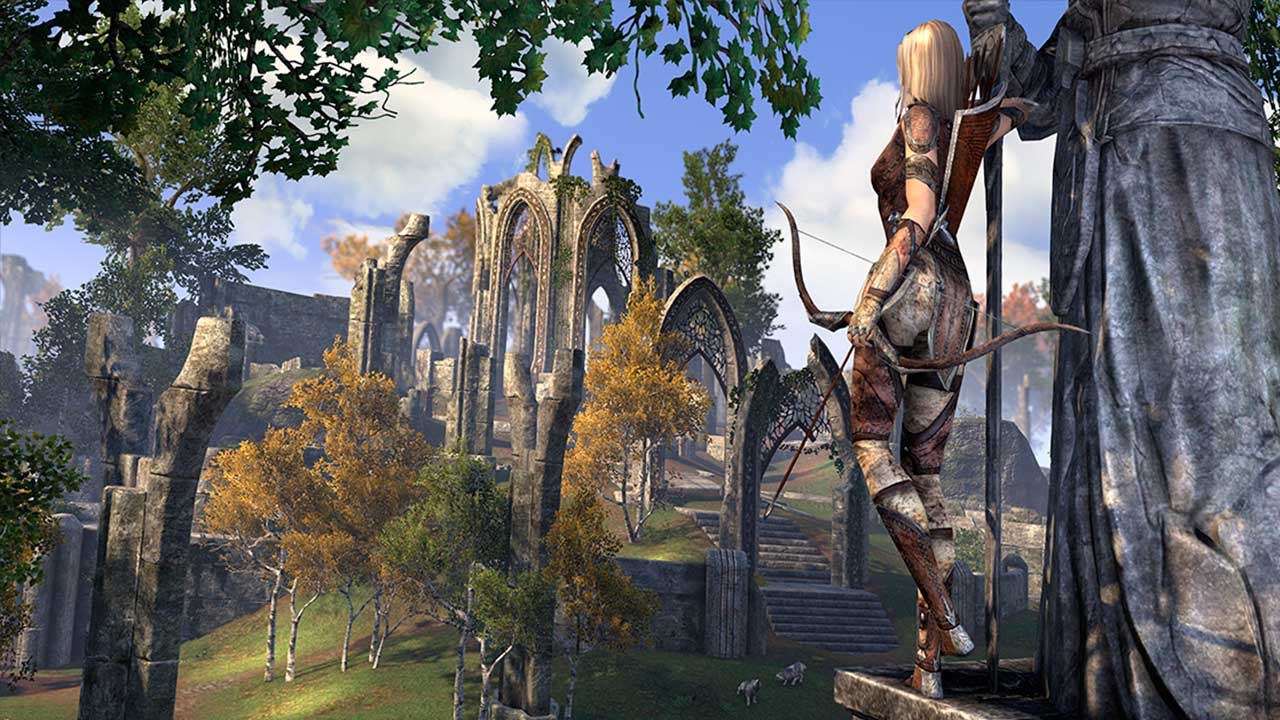The Elder Scrolls Online: Imperial Edition RegionFree