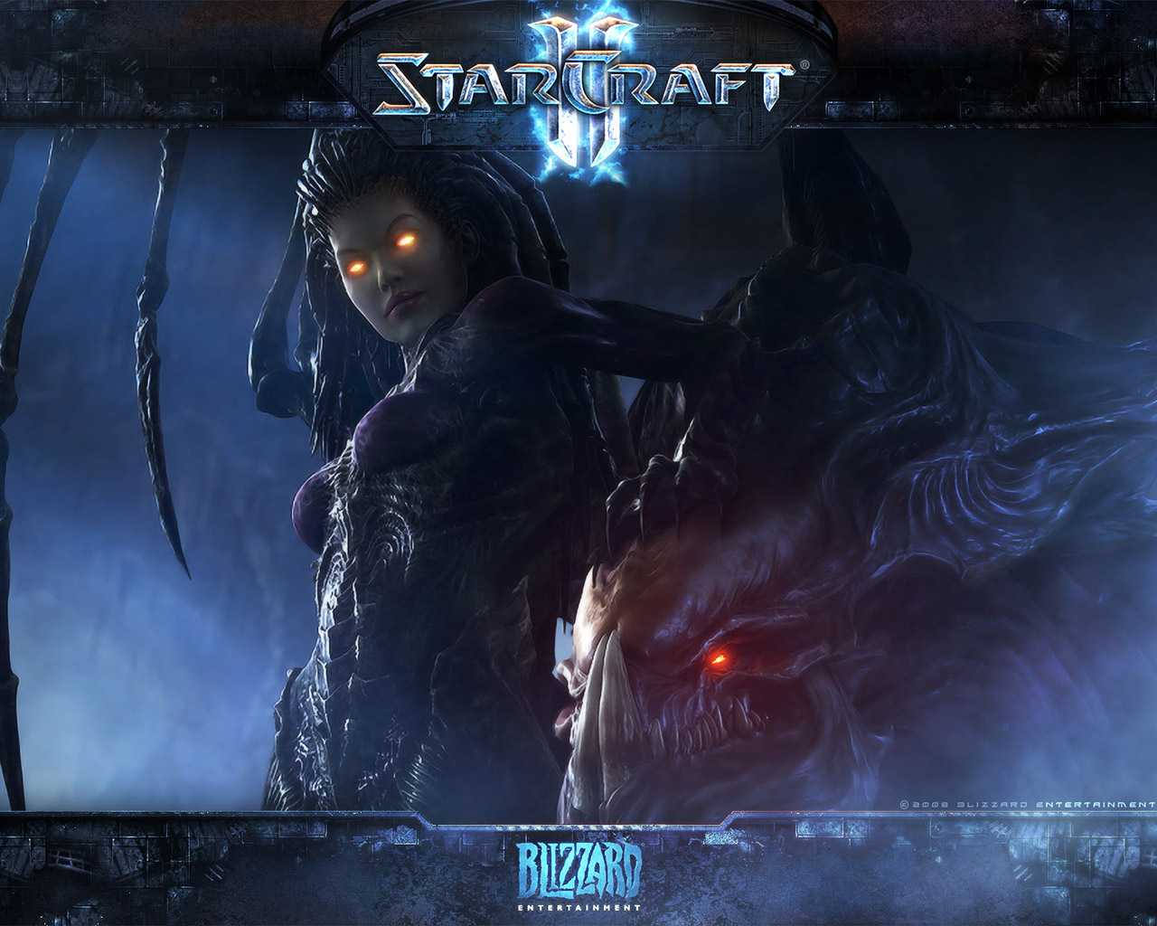 Starcraft 2: Wings Of Liberty (RU / EU) MultiLang