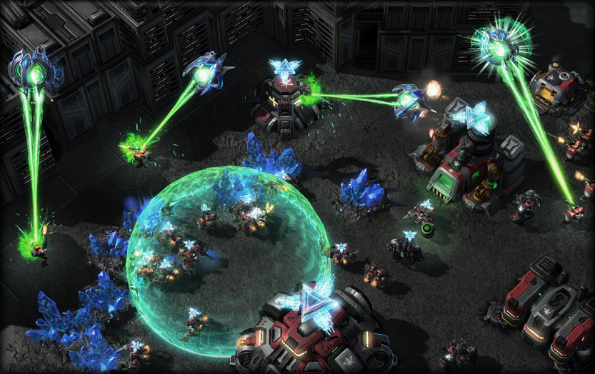 StarCraft II: Heart of the Swarm (RU/EU) MultiLang