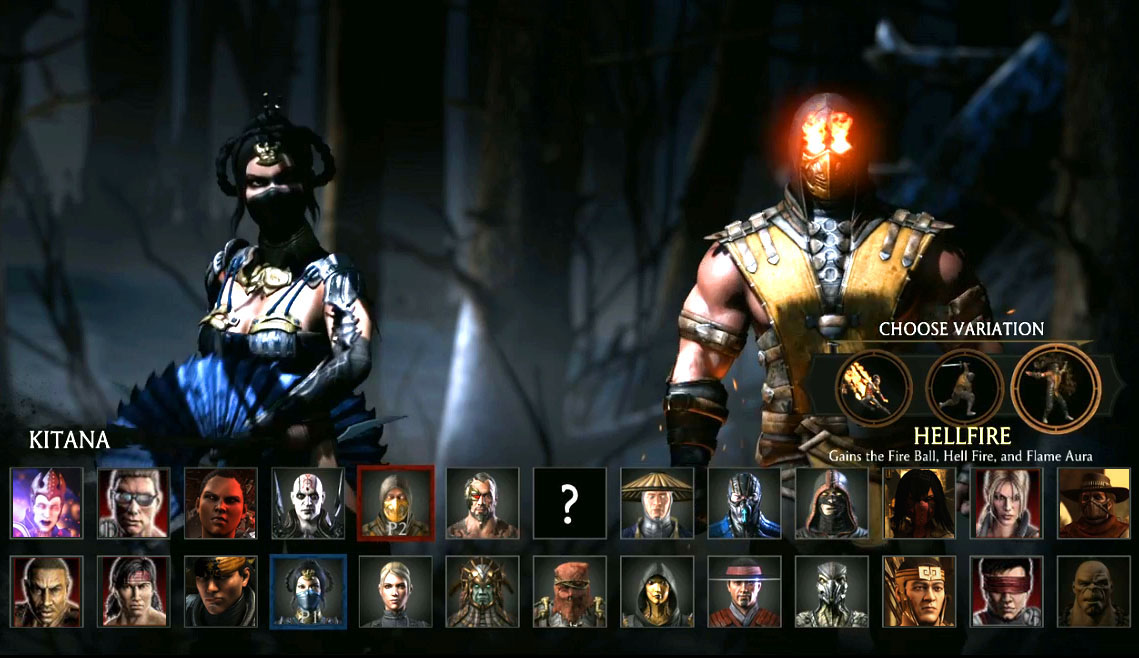 Mortal Kombat X RegFree/MultiLang Steam