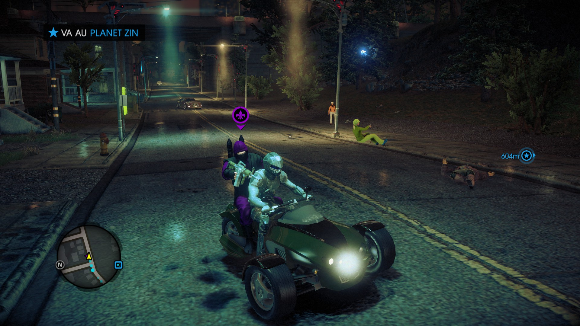 Saints Row 4 IV (Steam KEY | RU+CIS)