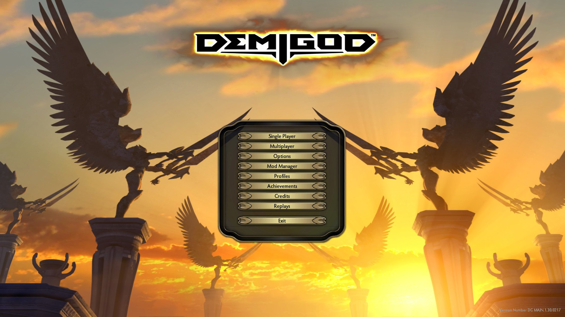 Demigod (Steam Gift, RU+CIS)