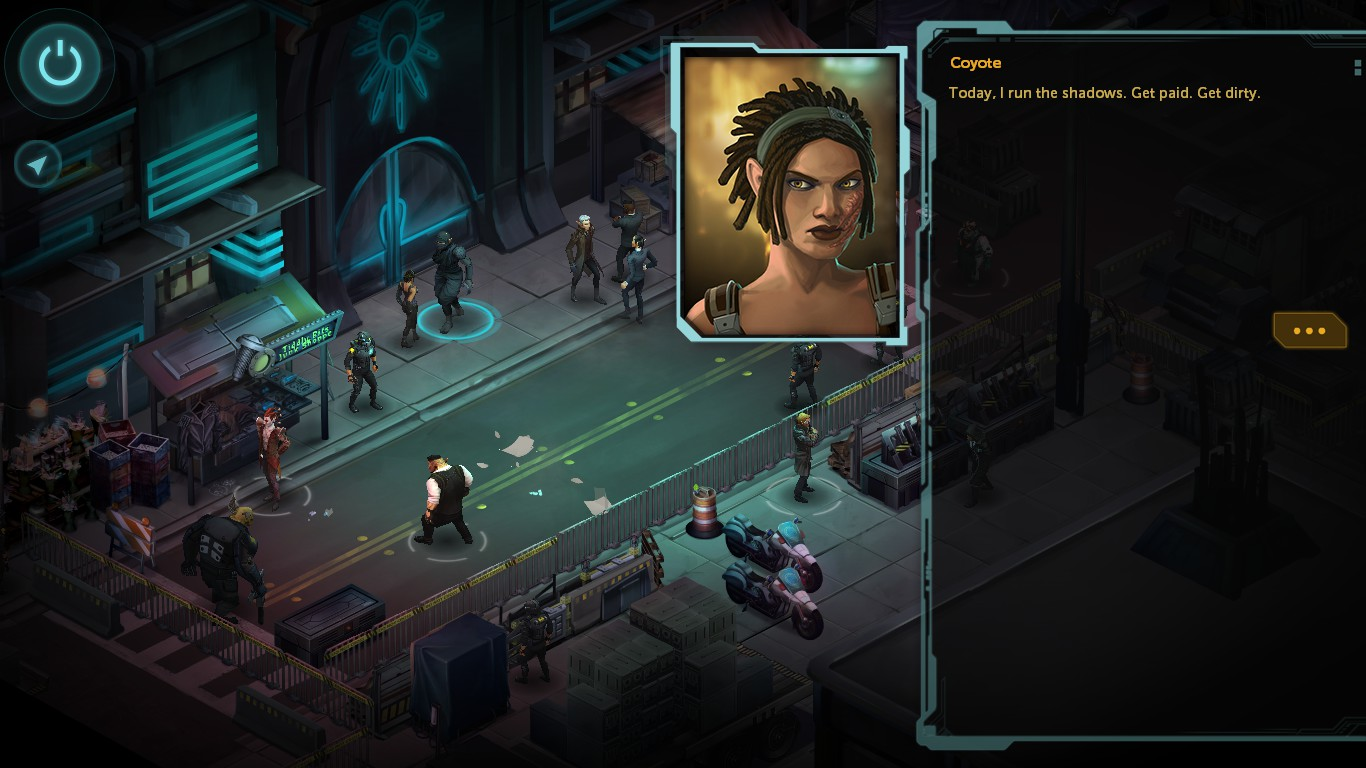 Shadowrun Returns (Steam Gift, RU+СНГ)