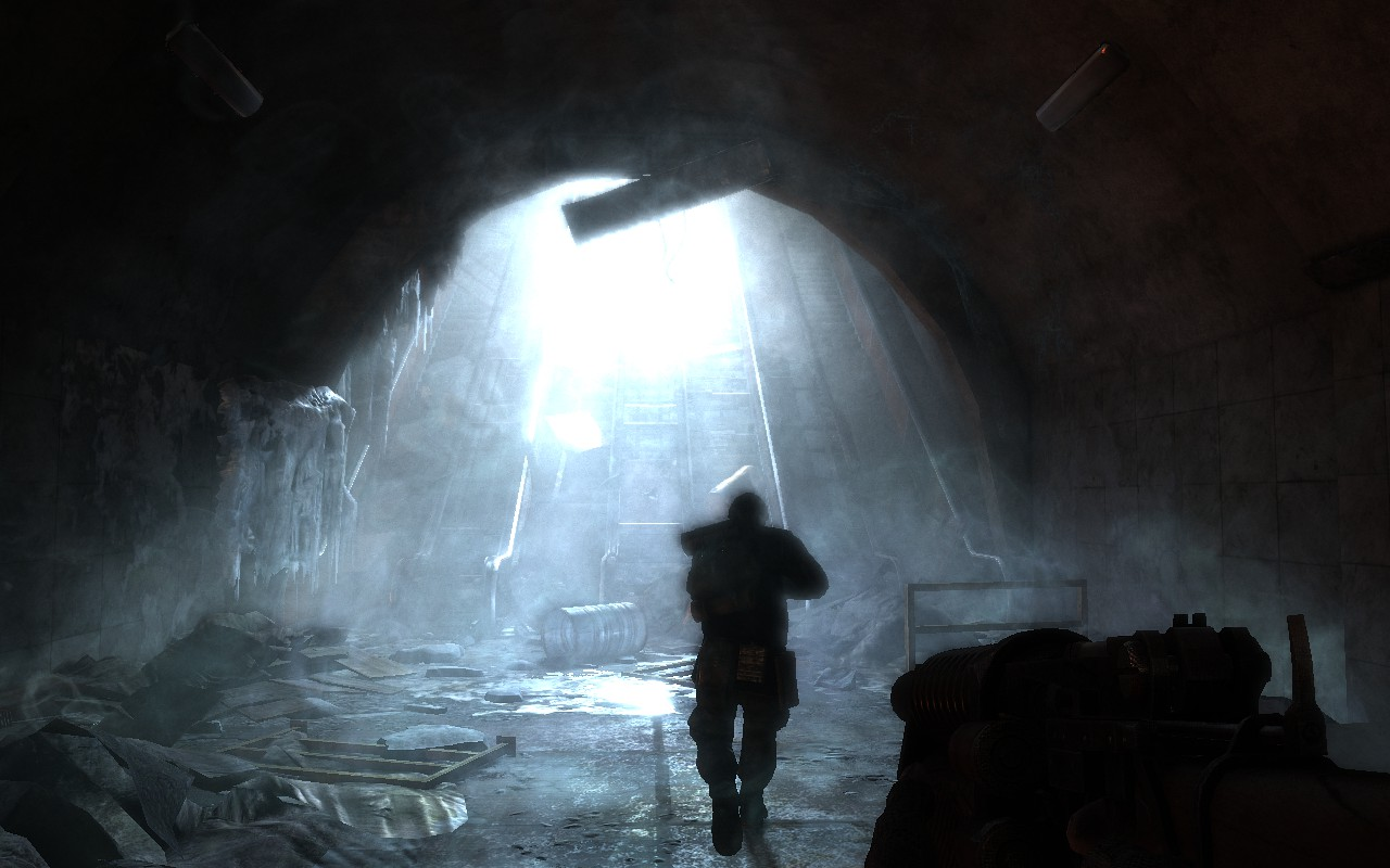 Metro 2033 (Steam Gift, RU+CIS)