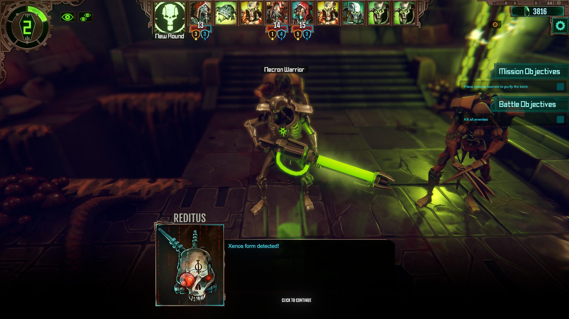 Warhammer 40,000: Mechanicus (Steam KEY, Region Free)