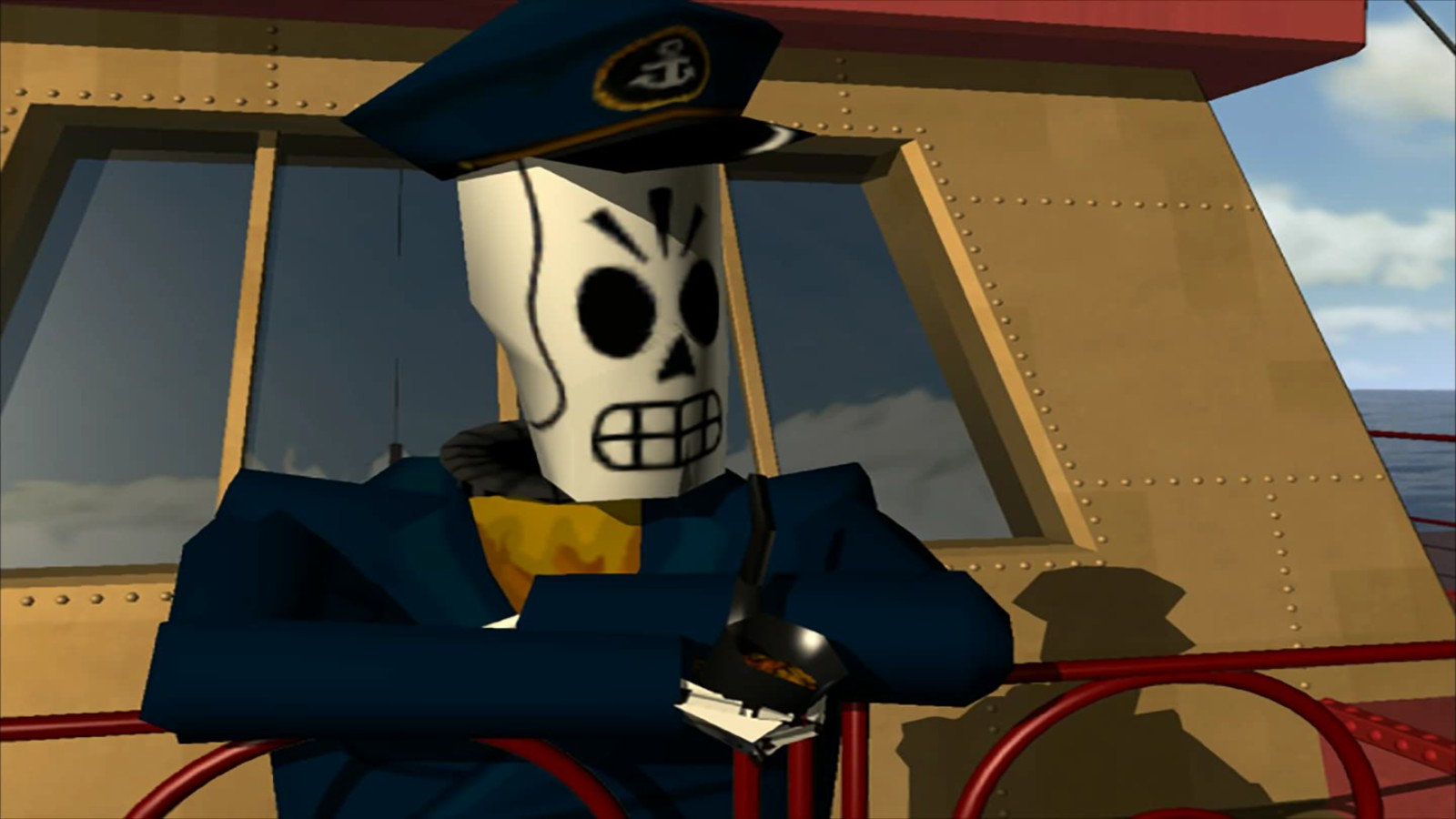 Grim Fandango Remastered (Steam KEY, Region Free)