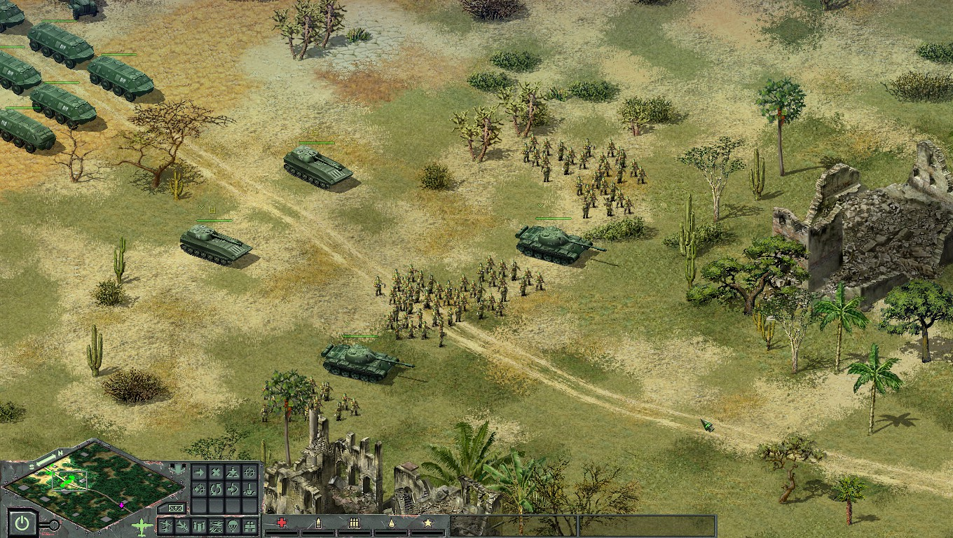 Cuban Missile Crisis: Ice Crusade (Steam Gift, RU+CIS)