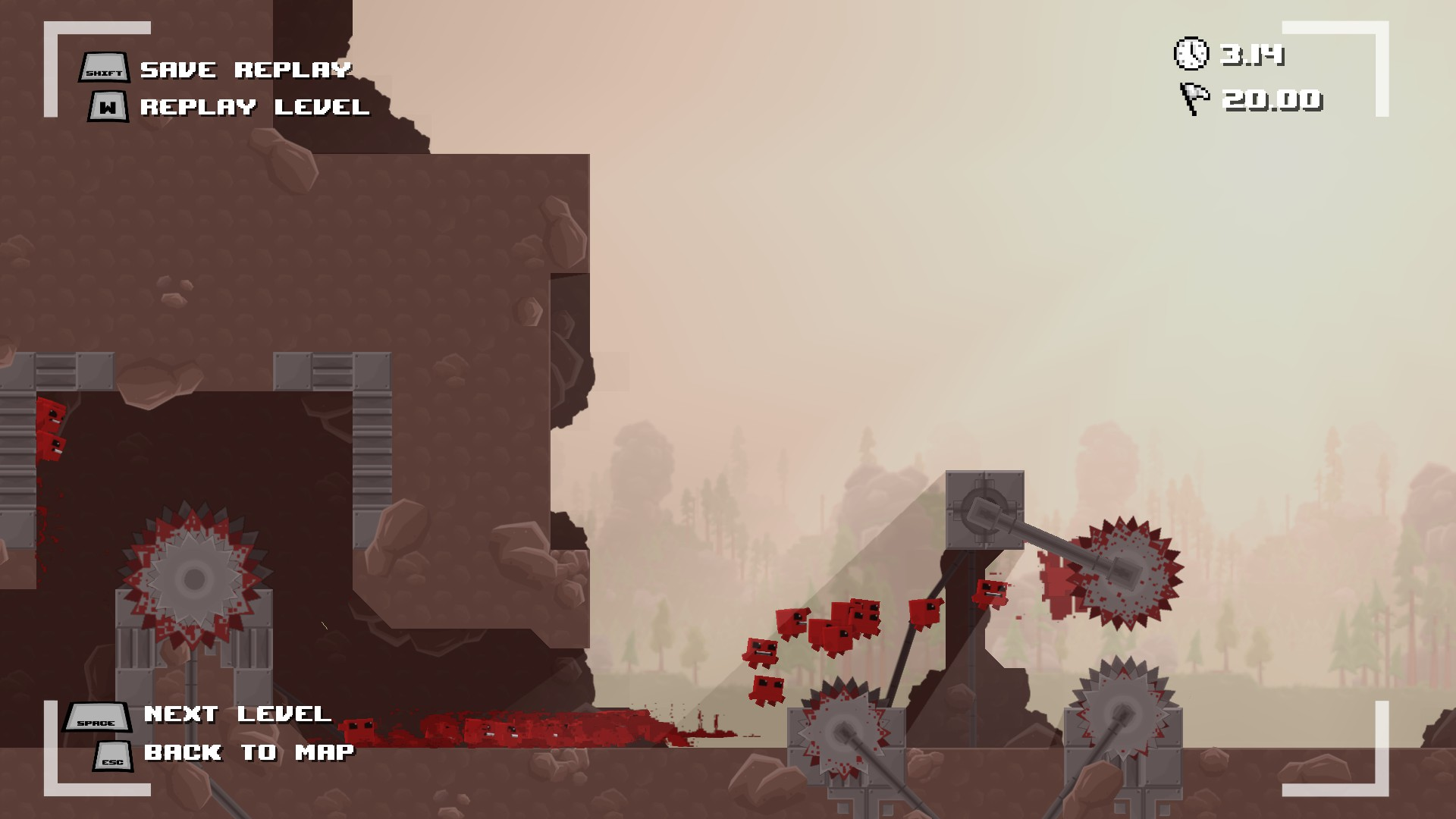 Super Meat Boy (Steam Gift, RU+CIS)