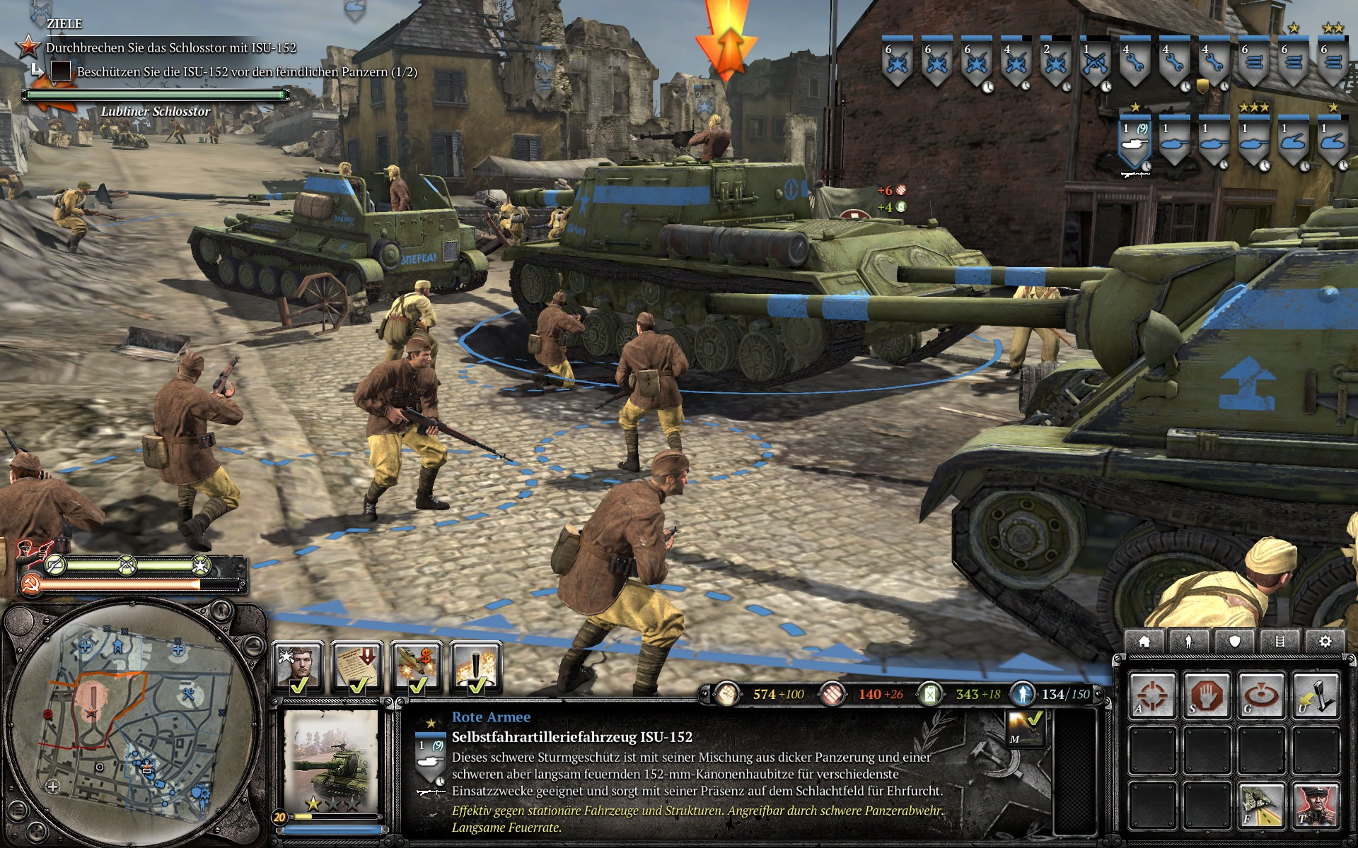 Company of Heroes 2 (Steam KEY, Region Free)