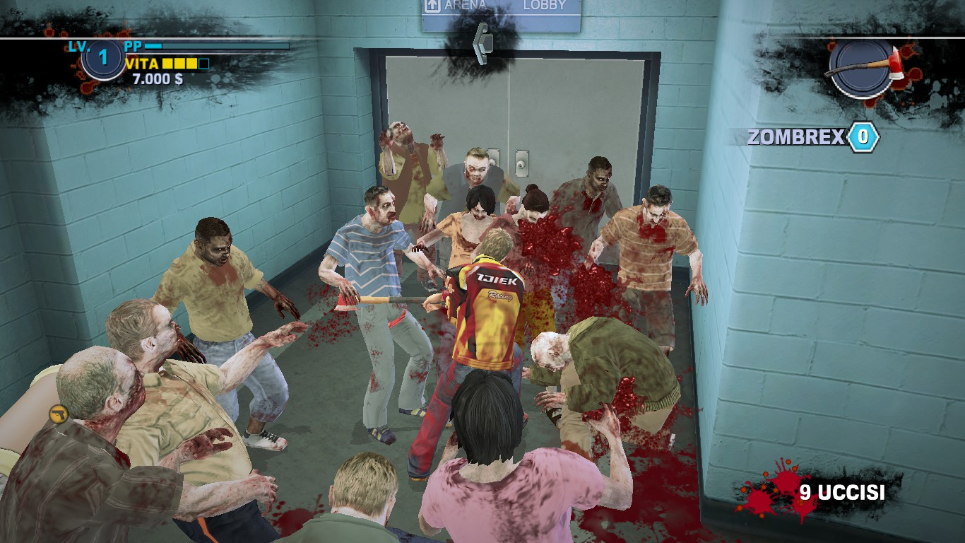 Dead Rising 2 (HB-link - Steam KEY, Region Free)