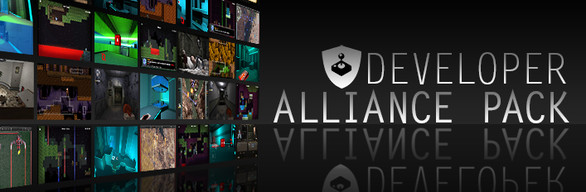Developer Alliance Bundle 4 games (Steam Gift, RU+CIS)