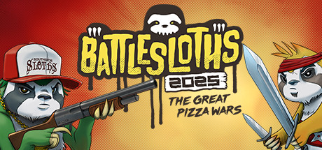 BATTLESLOTHS 2025: The Great Pizza Wars (Steam, ROW)